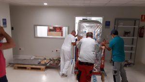 El Hospital Universitario de Torrevieja incorpora un TAC de última generación 8