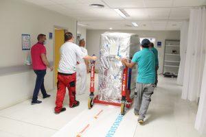 El Hospital Universitario de Torrevieja incorpora un TAC de última generación 9