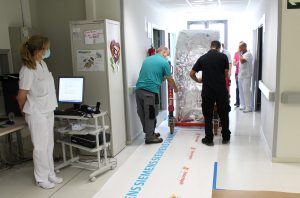 El Hospital Universitario de Torrevieja incorpora un TAC de última generación 10