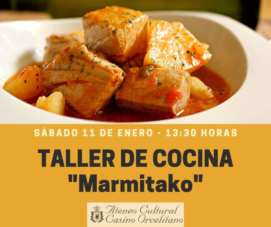 """El Casino Orcelitano impartirá el taller de cocina """"Marmitako"""" 6"""