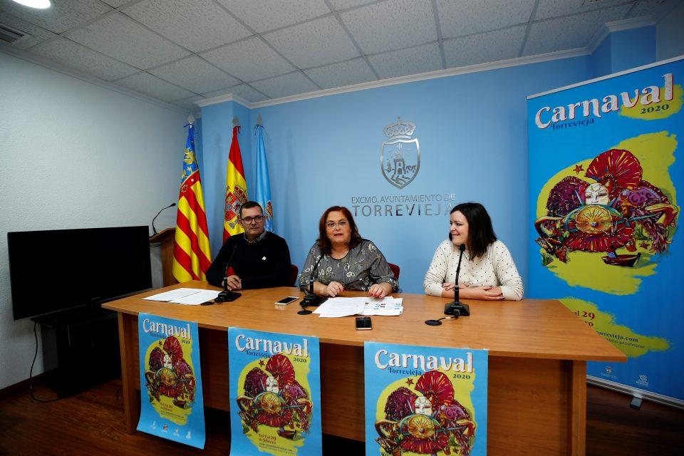 Torrevieja, lista para vestirse de Carnaval 6
