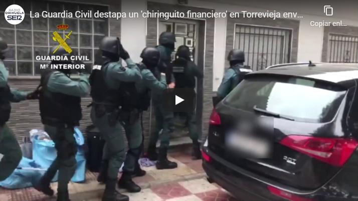"""Destapado un """"chiringuito financiero"""" en Torrevieja envuelto en una estafa millonaria 6"""