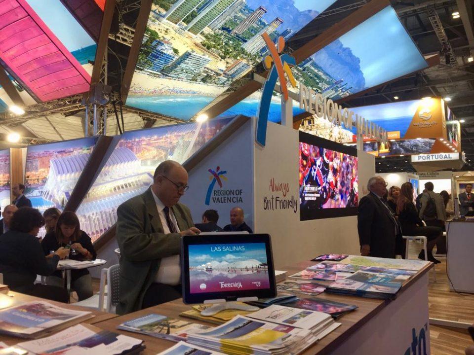 Torrevieja asiste a la Feria de Turismo de Londres 6