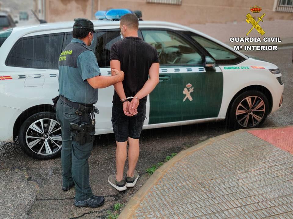 Detenido un hombre en Cox acusado de seis robos 6