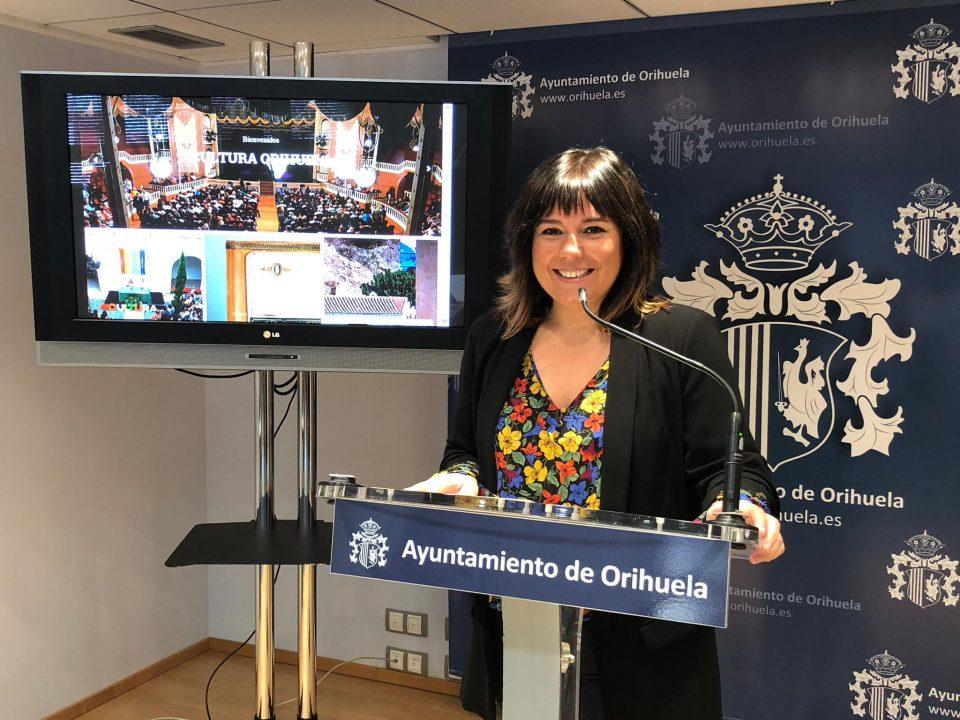 Cultura abre el plazo de inscripción del Taller Municipal de Teatro en Orihuela 6