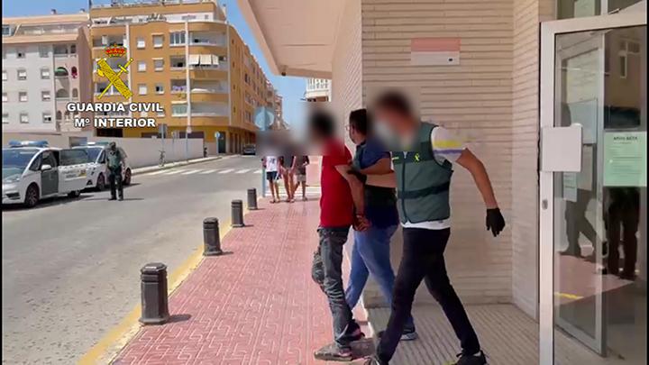 Detenido un hombre en Torrevieja como presunto autor de un delito de homicidio en grado de tentativa 6