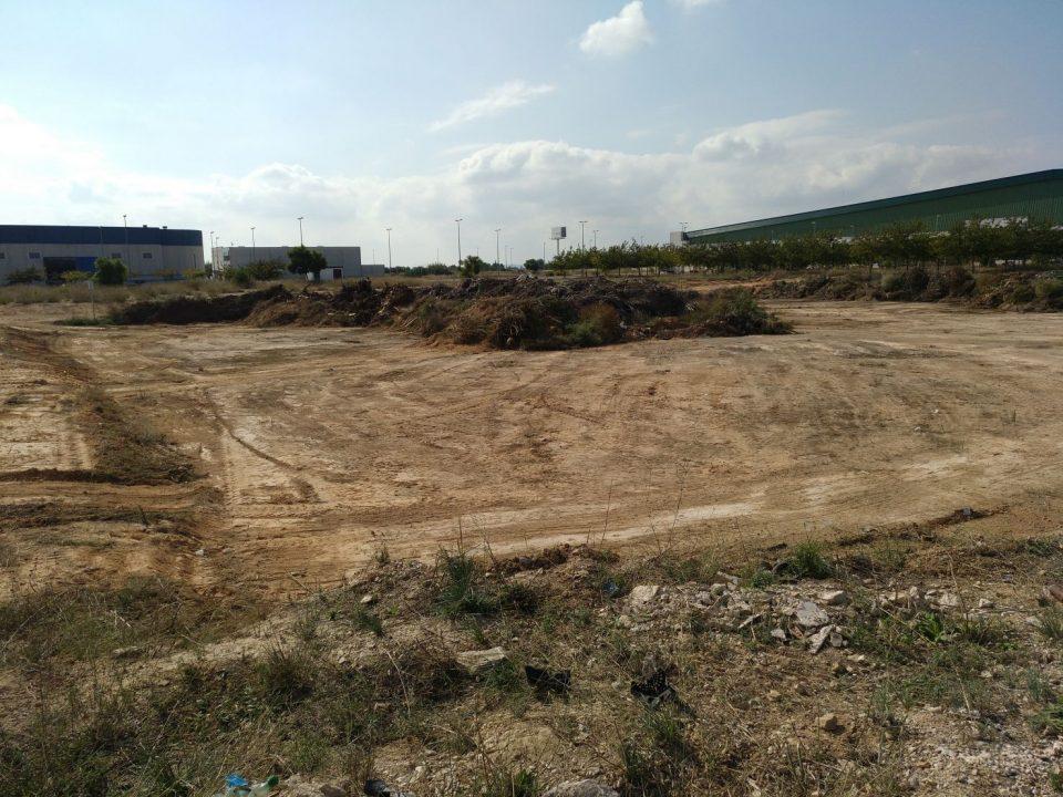 La Generalitat aprueba 800.000 € para las obras de la Planta de Transferencia en Dolores 6