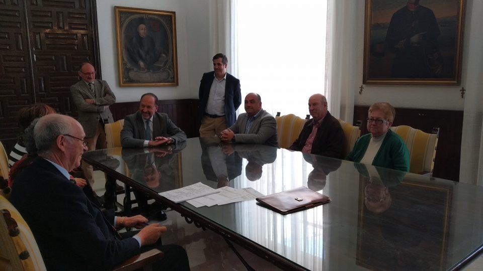 Orihuela compra los terrenos para las nuevas instalaciones deportivas de Molins 6