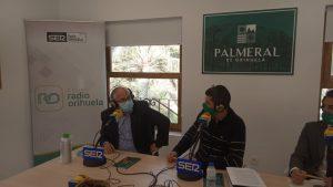 Toni Such visita el Palmeral de Orihuela y reitera el compromiso de la Administración con la Vega Baja 7