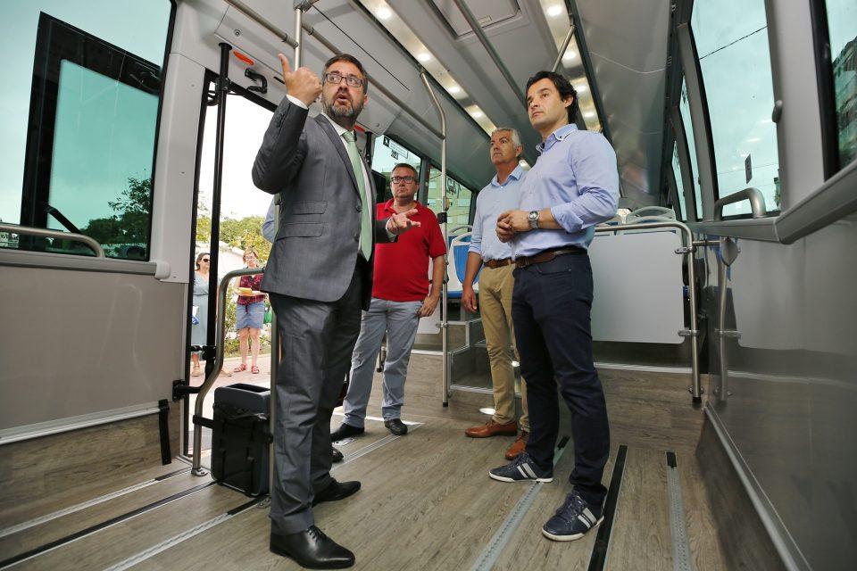 Torrevieja cuenta con dos nuevos autobuses de última generación 6