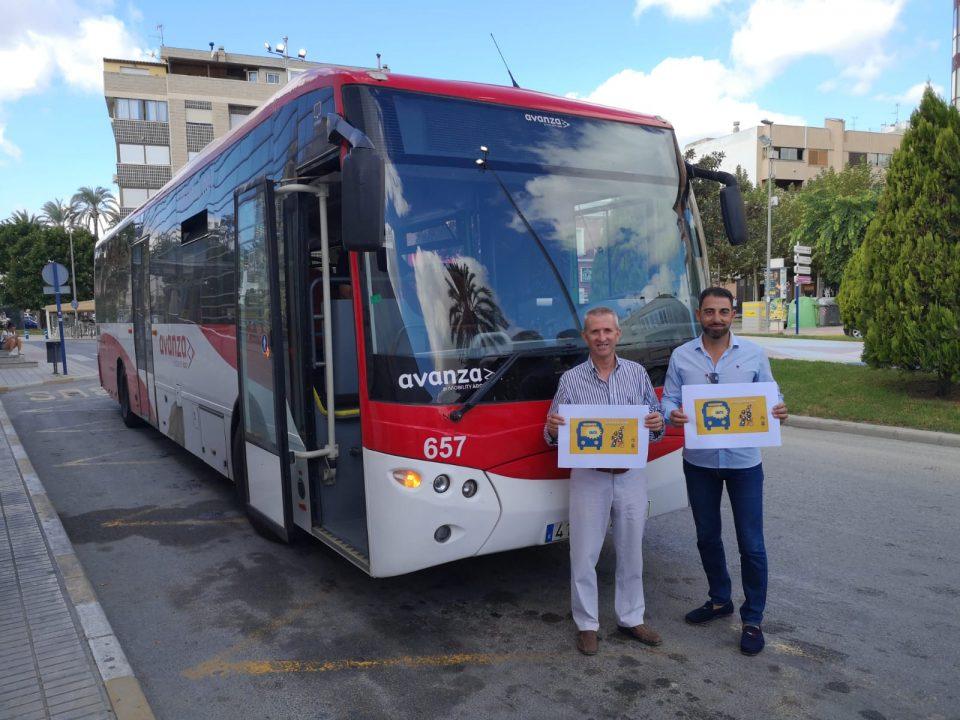 Autobús gratuito durante una semana en Orihuela 6