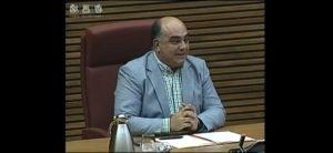 Bascuñana reclama actuaciones urgentes en la Comisión de la Dana en las Cortes Valencianas 8