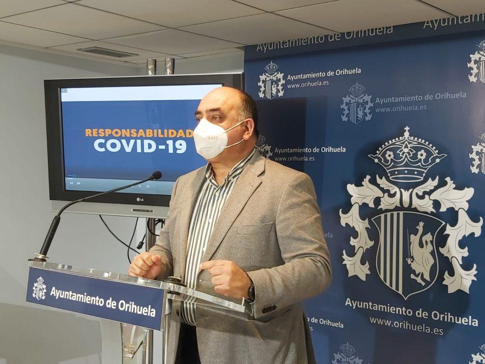 Personas destacadas en el ámbito social de Orihuela concienciarán sobre el COVID19 6