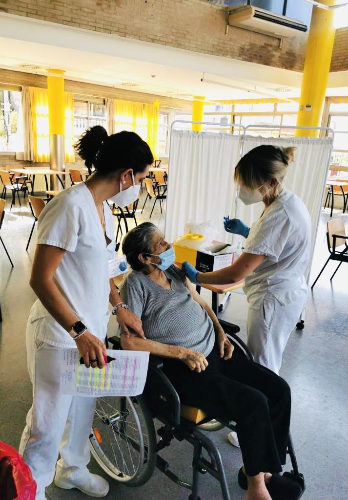 El Departamento de Salud de Orihuela sigue vacunando en centros de salud y busca a personas sin inmunizar 6