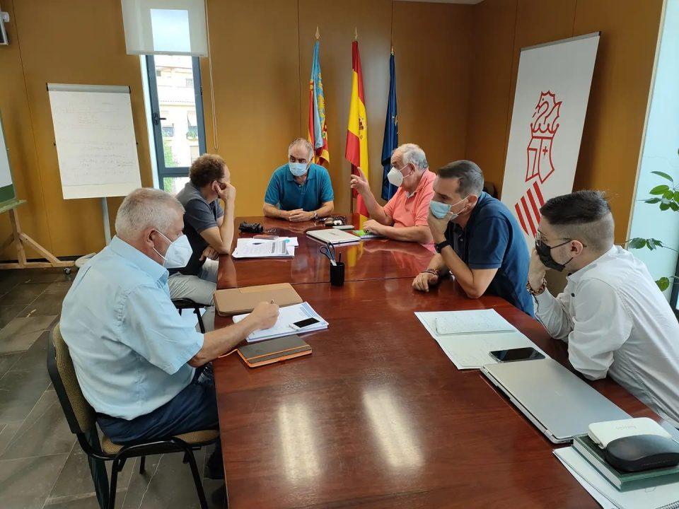 El Vega Renhace prepara las alegaciones al Plan de Riesgo de Inundaciones en la cuenca del Segura 6