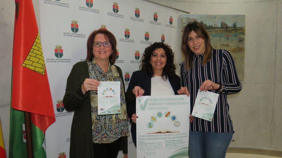 Aterriza la V Feria de Formación, Empleo y Orientación Educativa en Pilar de la Horadada 6