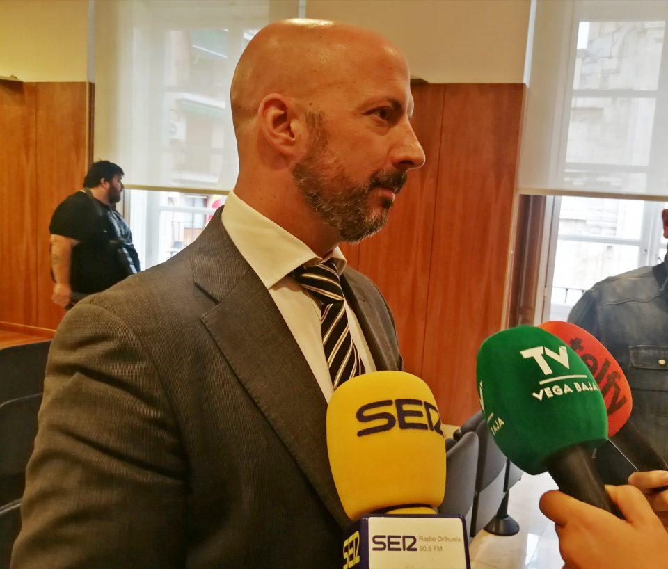 Vicente José Vázquez toma el relevo de Mayte Sánchez en la ONCE de la comarca 6
