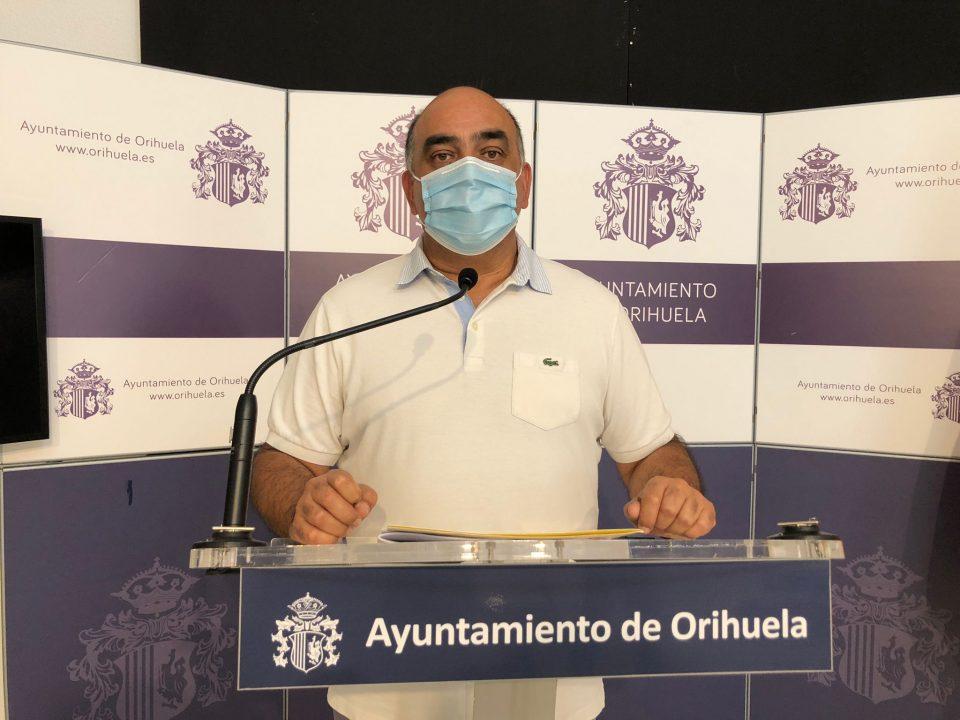 Fomento de Empleo presenta un amplio programa de cursos de formación en Orihuela 6