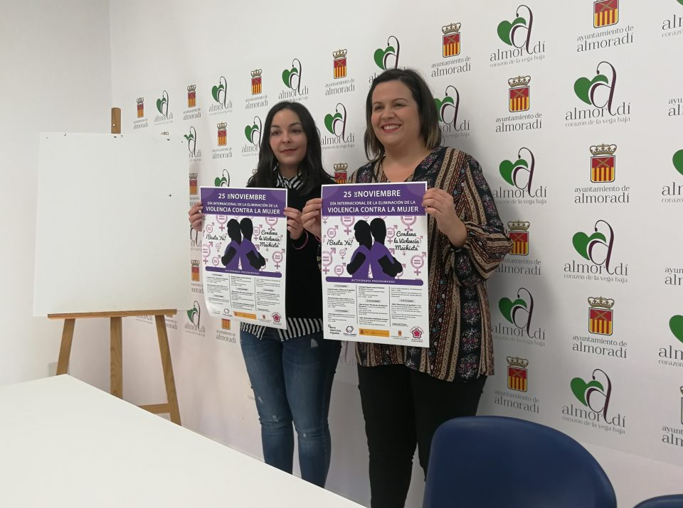 Almoradí organiza actividades y talleres para sensibilizar contra la violencia de género 6