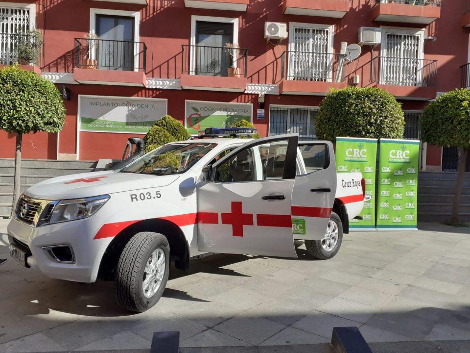 Nuevo vehículo de intervención de emergencias en Cruz Roja Orihuela 6