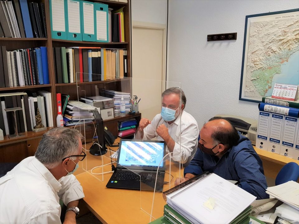 Benferri recibe 400.000 euros de la Generalitat para obras de Sistemas de Drenaje Sostenible 6