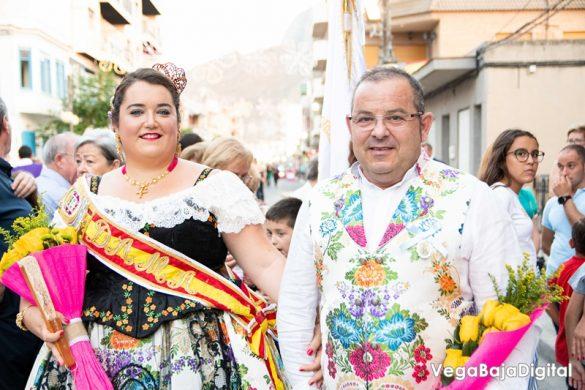 Cox regala a la Virgen del Carmen miles de flores 70