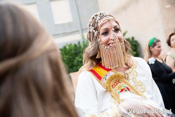 Cox regala a la Virgen del Carmen miles de flores 80