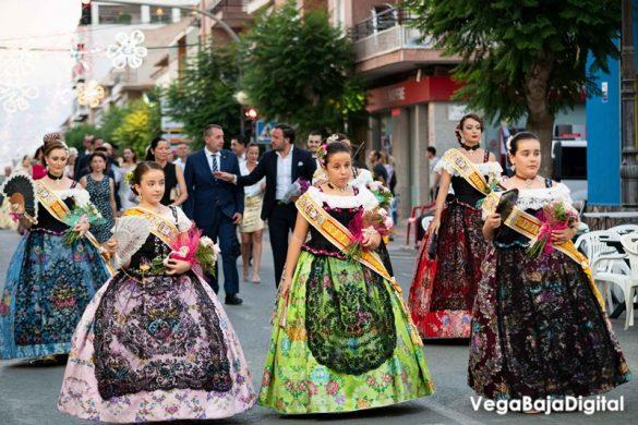 Cox regala a la Virgen del Carmen miles de flores 71