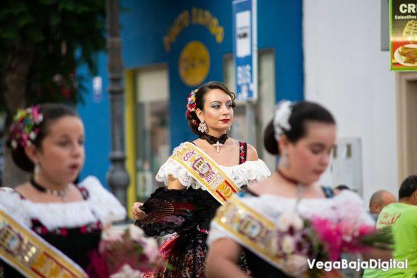 Cox regala a la Virgen del Carmen miles de flores 76