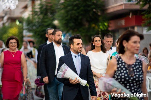 Cox regala a la Virgen del Carmen miles de flores 74