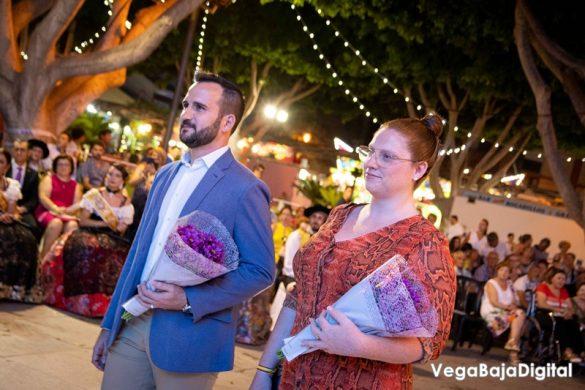 Cox regala a la Virgen del Carmen miles de flores 41