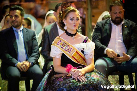 Cox regala a la Virgen del Carmen miles de flores 26