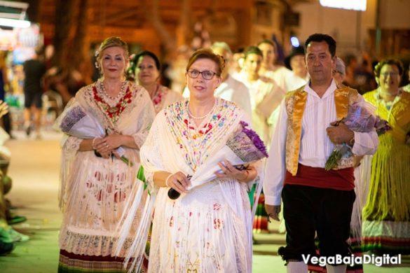 Cox regala a la Virgen del Carmen miles de flores 19