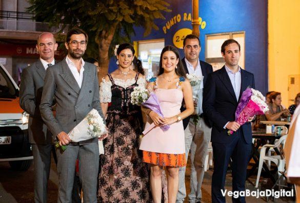 Cox regala a la Virgen del Carmen miles de flores 7