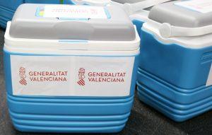 La Comunidad Valenciana inicia la vacunación contra la covid-19 9