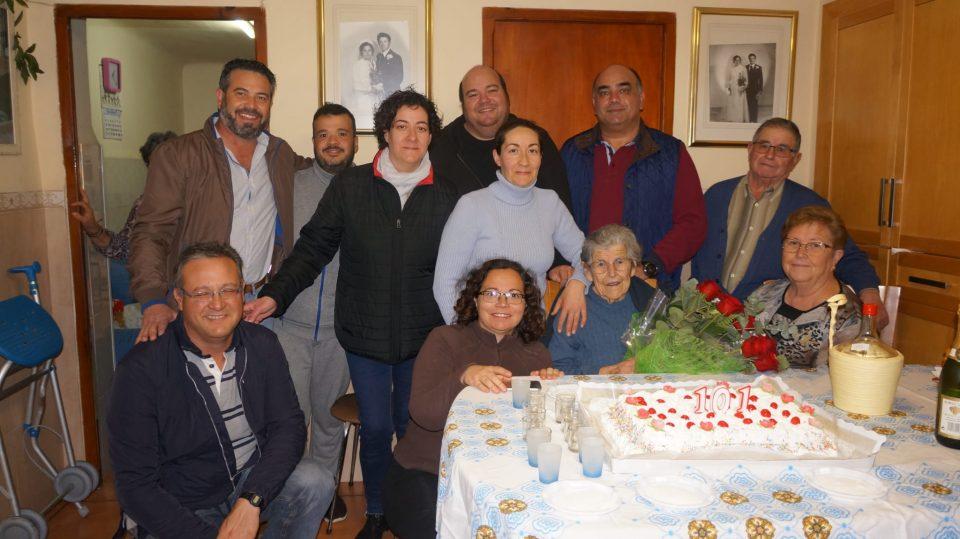 La vecina más longeva de Barbarroja cumple 101 años 6