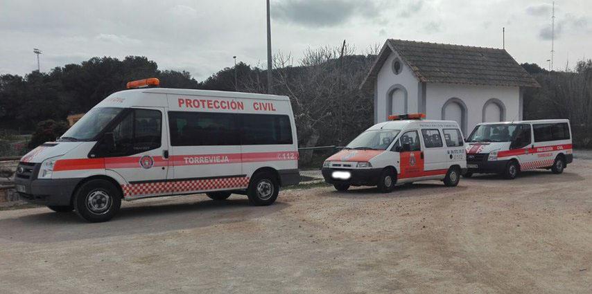 Protección Civil Torrevieja desplazarán a personas con movilidad reducida a los colegios electorales 6