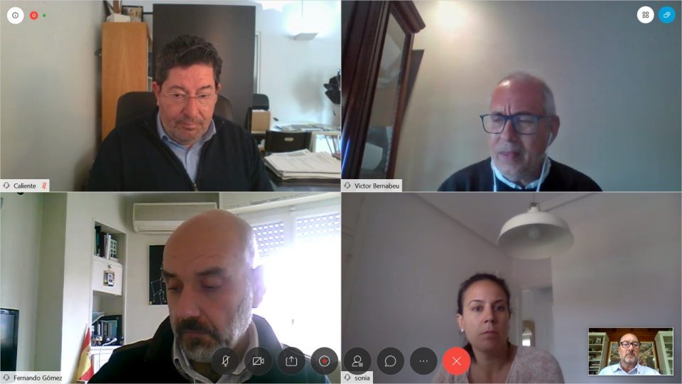 Bascuñana inicia una ronda de reuniones con agentes sociales y sectores productivos 6