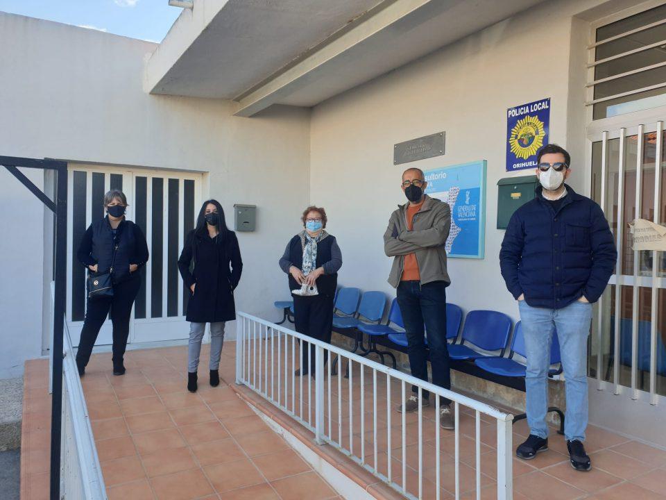 Avanza el Plan de Choque en los Centros Sociales de Mayores de Orihuela 6