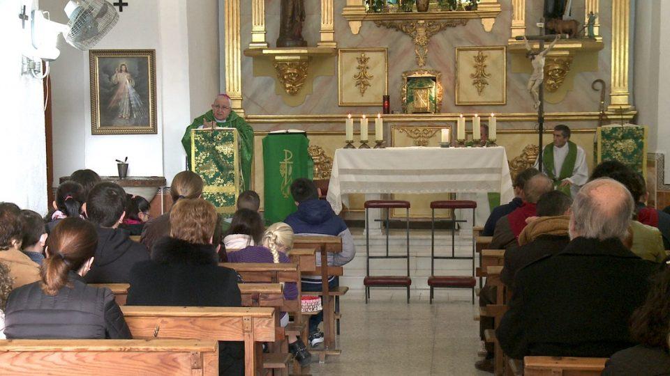El Obispo Don Jesús Murgui visita Jacarilla 6