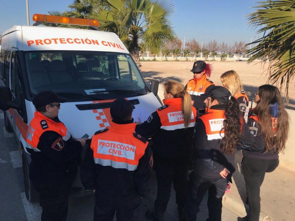 La Policía Local y Protección Civil buscan a Henry por Orihuela y Torrevieja 6