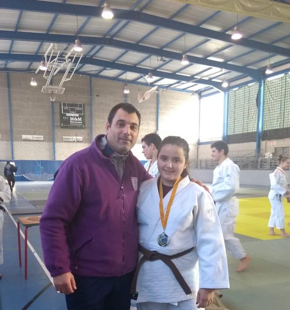 Beatriz Pacheco clasificada para Nacional de Judo Junior 6