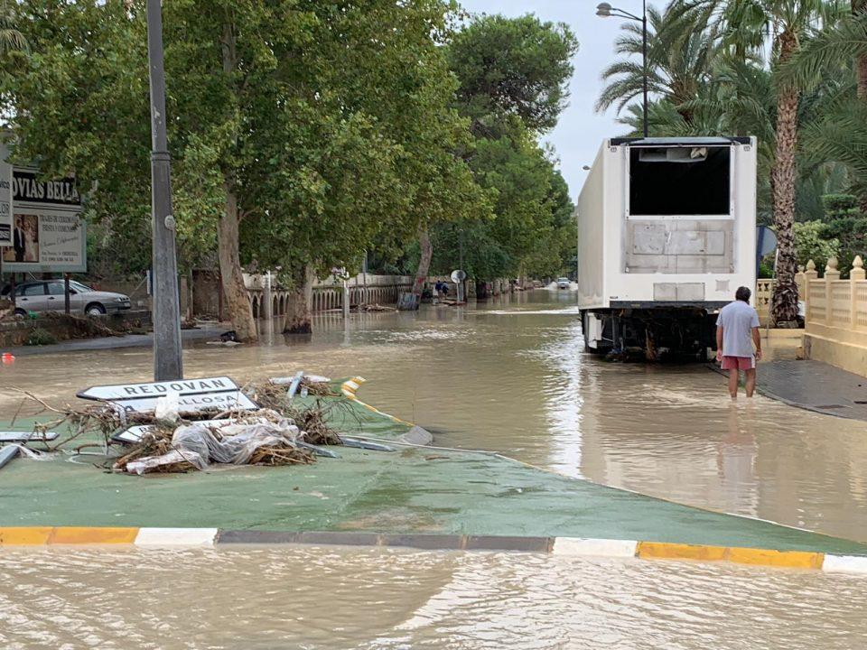 Las clases en Orihuela se retomarán el miércoles y en Almoradí no habrán hasta nuevo aviso 6