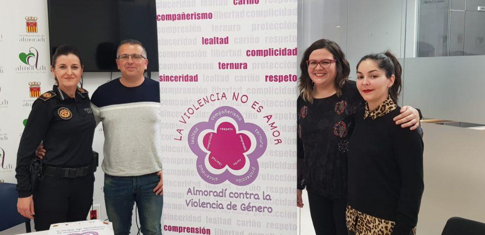 Almoradí impartirá talleres en los centros educativos contra la violencia de género 6