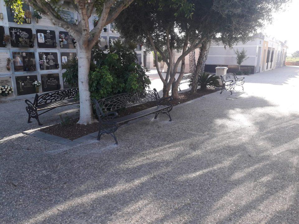El cementerio municipal de Almoradí reabre sus puertas 6