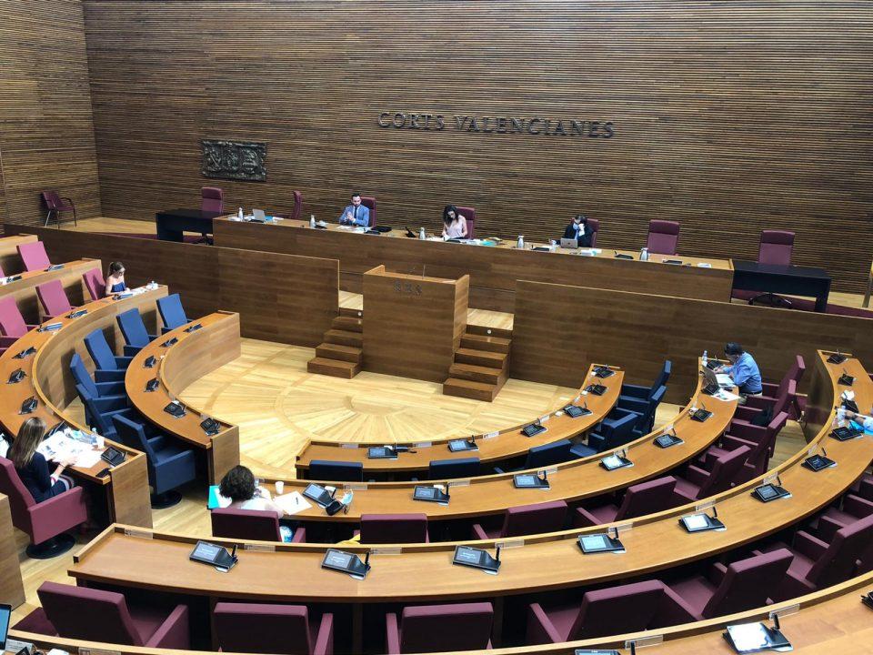 El alcalde de Callosa reivindica en les Corts celeridad en reparar los daños ocasionados por la  DANA 6