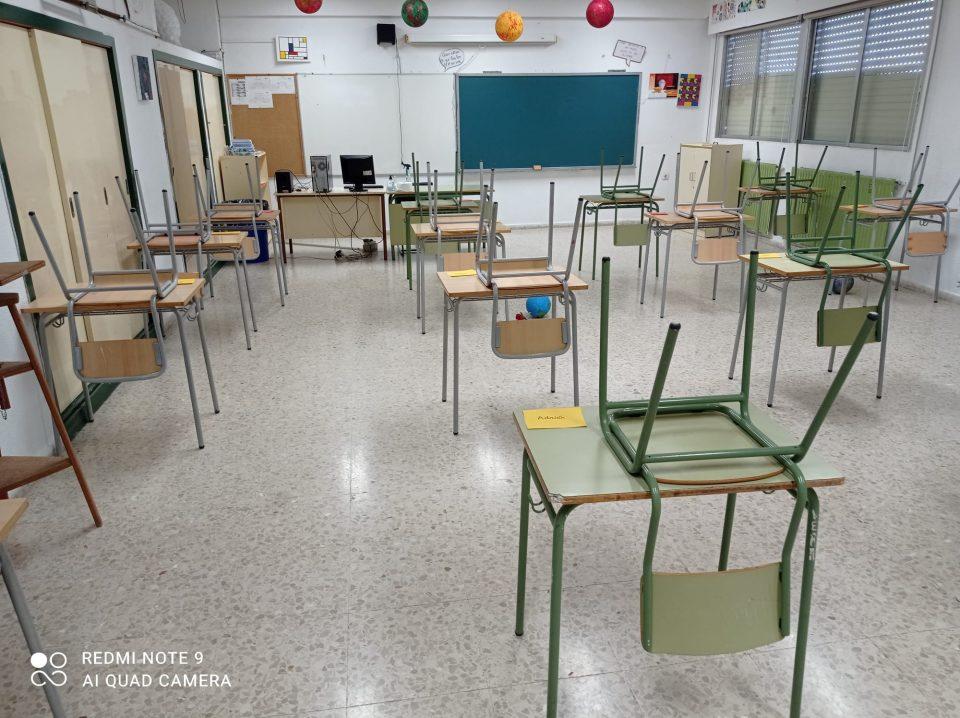 Cinco nuevo brotes de COVID19 en el ámbito educativo en la Vega Baja 6