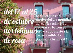 La calle Aragón de Orihuela se viste de rosa por el Cáncer de Mama 8