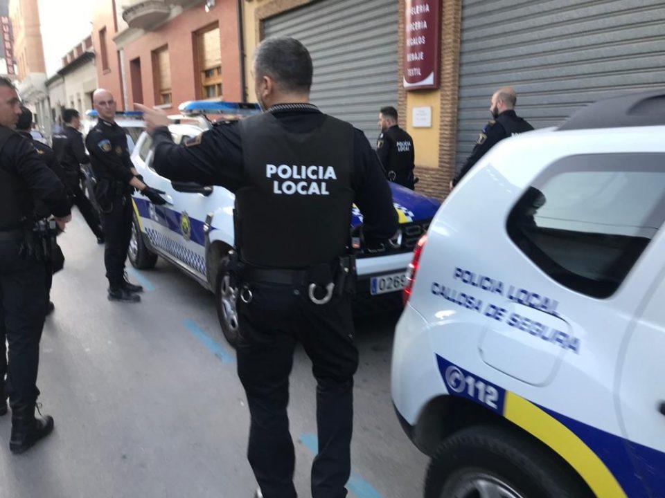 """Tres personas 'okupan' una casa en Callosa pensando que """"era del banco"""" 6"""