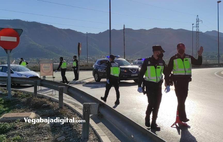 La Policía Nacional blinda Orihuela 6